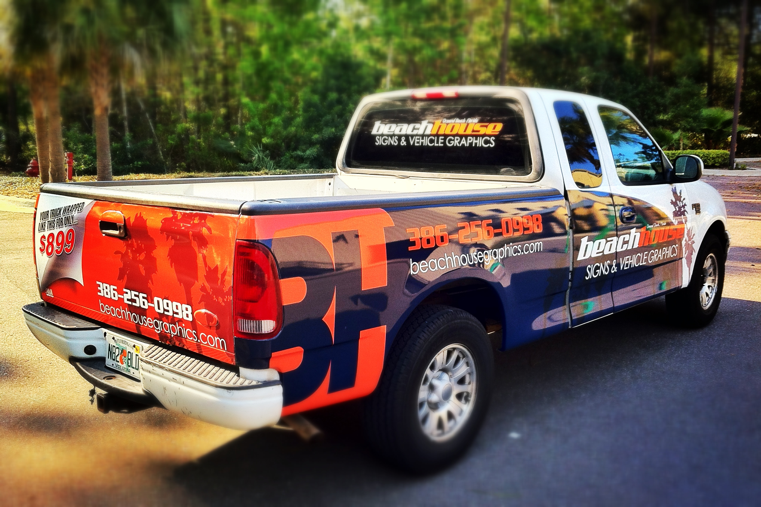 Vehicle Graphics By Alpine Signs