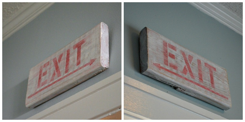 entrance and exit signs in Smyrna GA