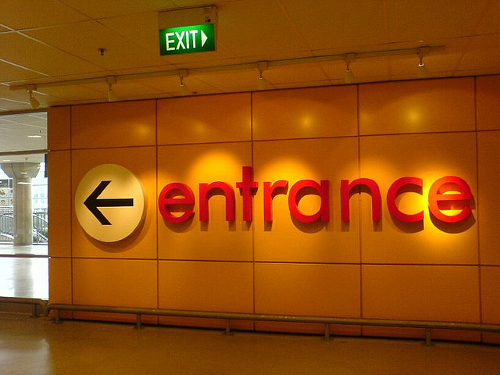 The importance of entrance and exit signs in smyrna ga for Ikea hours of operation