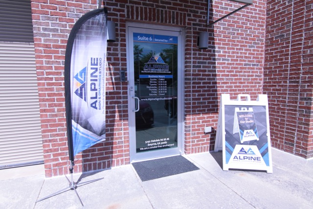 Affordable point-of-purchase displays in Smyrna GA