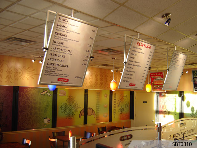 Serve Customers Faster With Restaurant Menu Boards In